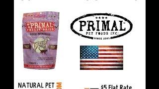 Primal Turkey Liver Munchies Freeze Dried Dog Treats