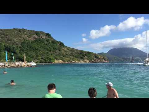 Cockleshell Beach - St.Kitts - 2017