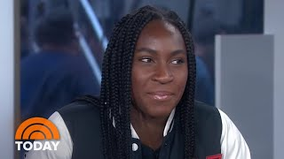 Tennis Sensation Coco Gauff Discusses Her Rise To Fame | TODAY