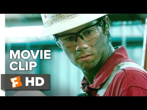 Thumbnail: Deepwater Horizon Movie CLIP - Discovery (2016) - Dylan O'Brien Movie