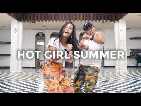 Hot Girl Summer - Megan Thee Stallion feat Nicki Minaj Dance   besperon Choreography