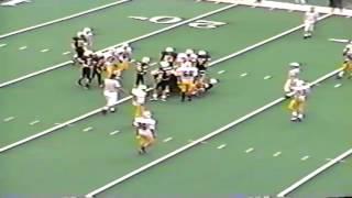 1997 wapsie valley vs pekin packwood 1a state championship game