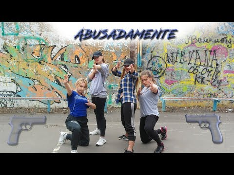 「Abusadamente Remix - MC Gustta | May J Lee Choreography cover dance by RB-GIRLS♡」