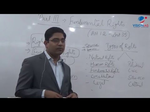 Fast Track Course for GS Prelims Polity Lecture 02