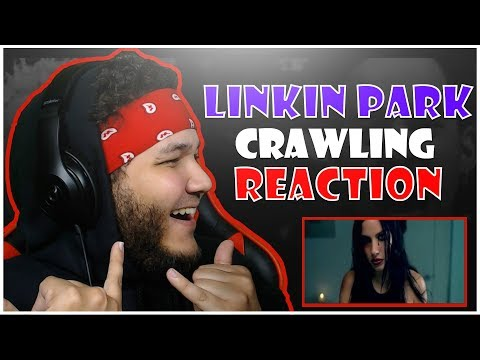 🎤 HipHop Fan Reacts To Linkin Park  Crawling 🎸