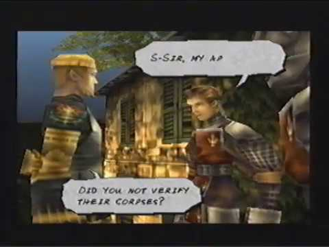 Vagrant Story - PS1 - Part 05 - Town Centre West