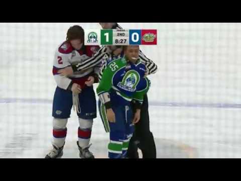 Arthur Miller vs Riley Stadel Feb 8, 2017