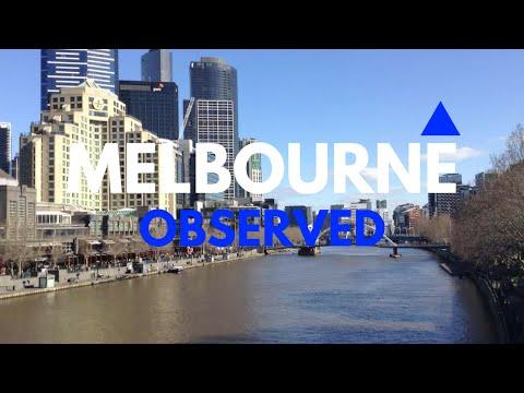 Melbourne Observed | Timelapse film