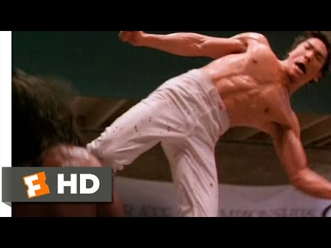 Thumbnail: Dragon: The Bruce Lee Story (7/10) Movie CLIP - 60 Second Revenge (1993) HD