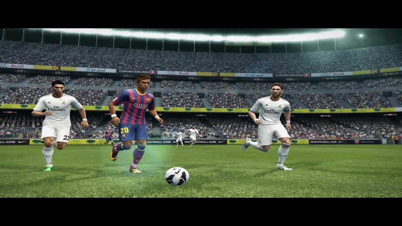 Pro Evolution Soccer 2008 / PES 2008 - PC Game Trainer