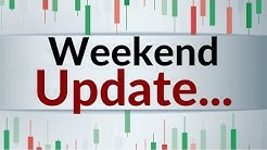 What does the weekly close tell us about the S&P500?
