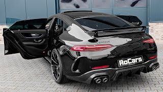2020 BRABUS 800 Mercedes-AMG GT 63 S - Wild GT 63 S from Brabus