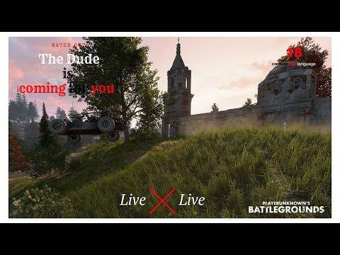 Playerunknown's Battlegrounds #ChickenHunt #Live #Gameplay #Deutsch #German #Team #PUBG