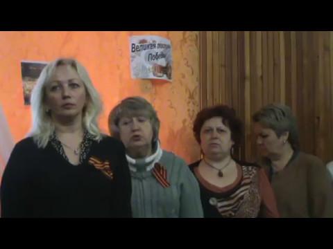 Изображение предпросмотра прочтения – ТатьянаБаранчикова читает произведение «Жди меня иявернусь…» К.М.Симонова