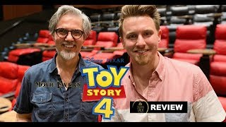 TOY STORY 4 Movie Review | Tavern Talk
