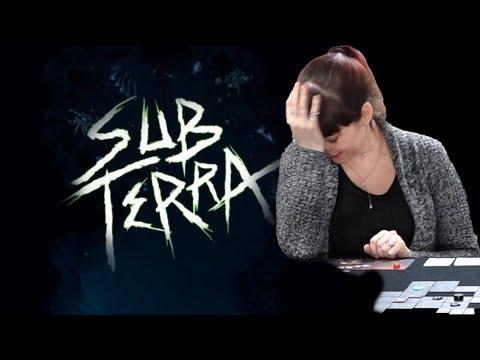 SUB TERRA - A Full COOP Board game Play Through