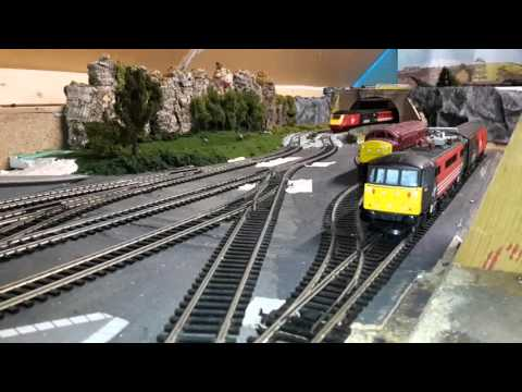 7TH Update On My 00 Gauge Model Railway In The Loft