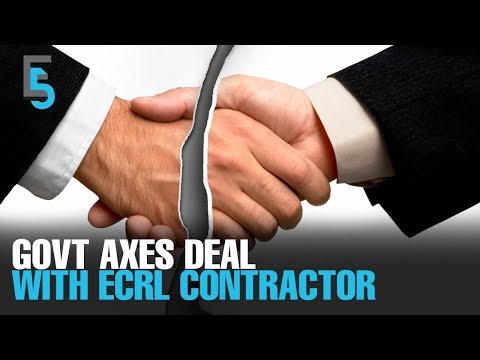 EVENING 5: Govt axes deal with ECRL contractor