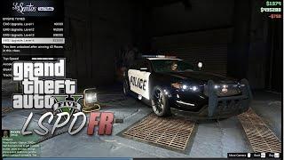 "GTA 5 PC LSPDFR Police Car Customization TEST ""GTA 5 PC Car Mods"""