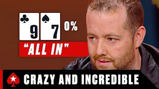 The SICKEST Poker Player of all time ♠️ PokerStars