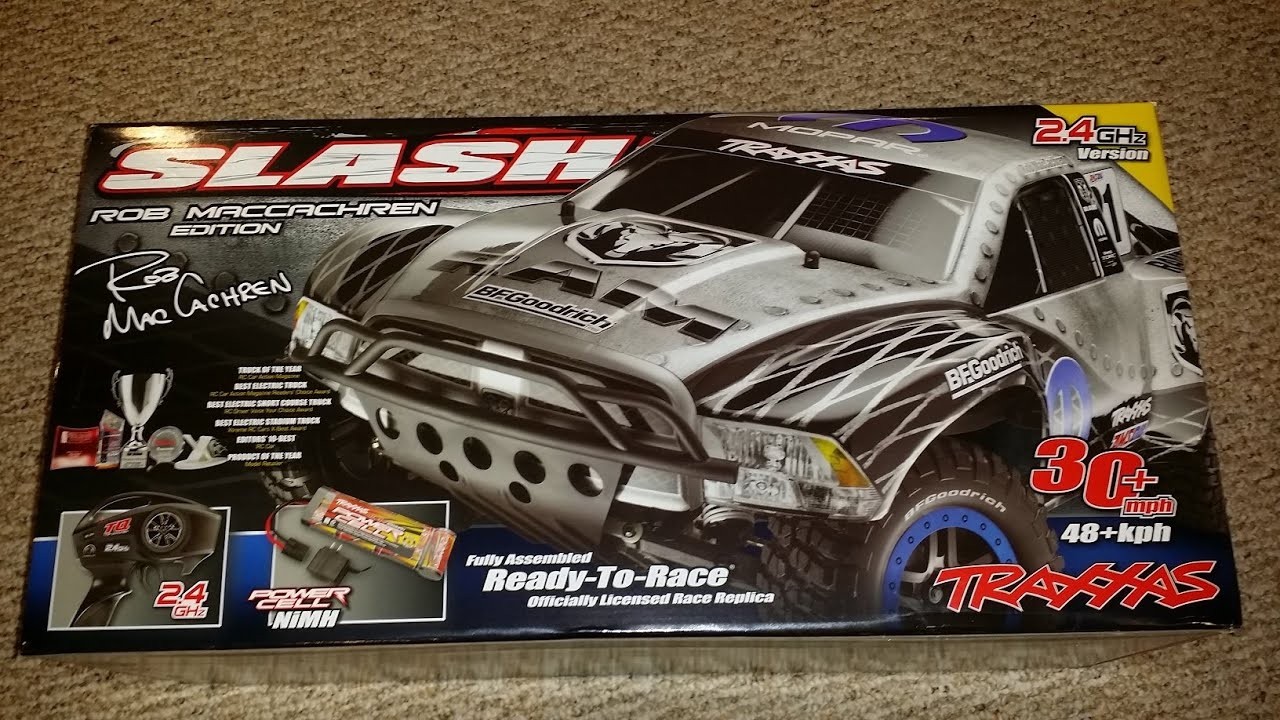 Traxxas Slash 2WD - Choosing the Right Upgrades