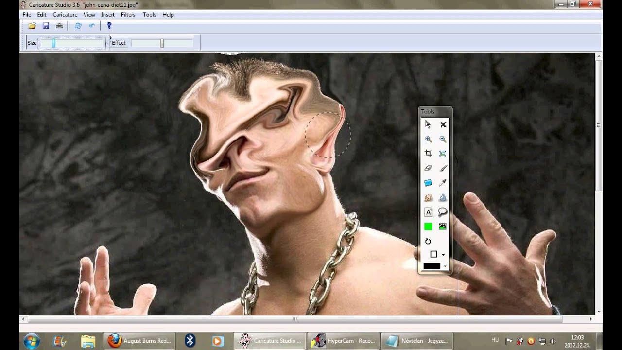 caricature studio 3.6 gratuit