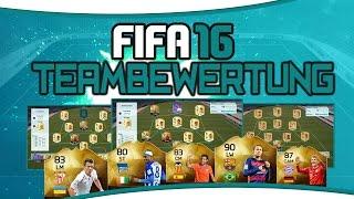 FIFA 16 Ultimate Team | Talk & Teambewertungen | BO3 mit Talks bzw. RL-Storys?
