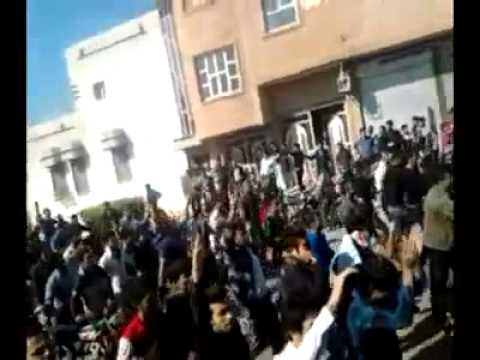 Iran: CLip of anti government demonstration in dezful 2