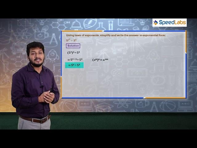 Exponent & Power - Q3 - NCERT class 7th maths solutions