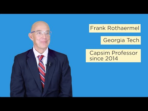 Frank Rothaermel - Georgia Tech