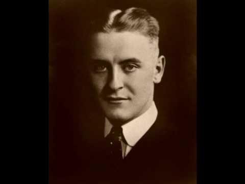 F. Scott Fitzgerald Reads John Masefield