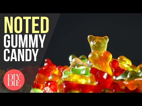 Noted: Ep. 34 - Gummy Candy (DIY Ejuice Flavoring Reviews)