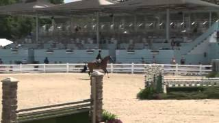Video of GENUINE ridden by LILI HALTERMAN from ShowNet!