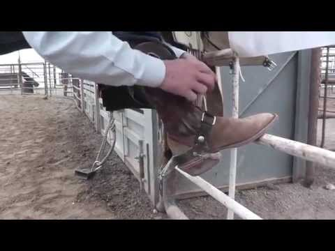 Bull Rider Coach - Spurs And Boots