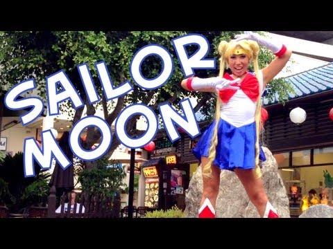 Sailor Moon Workout