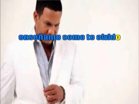 Karaoke Como Te Olvido Hector Acosta El Torito