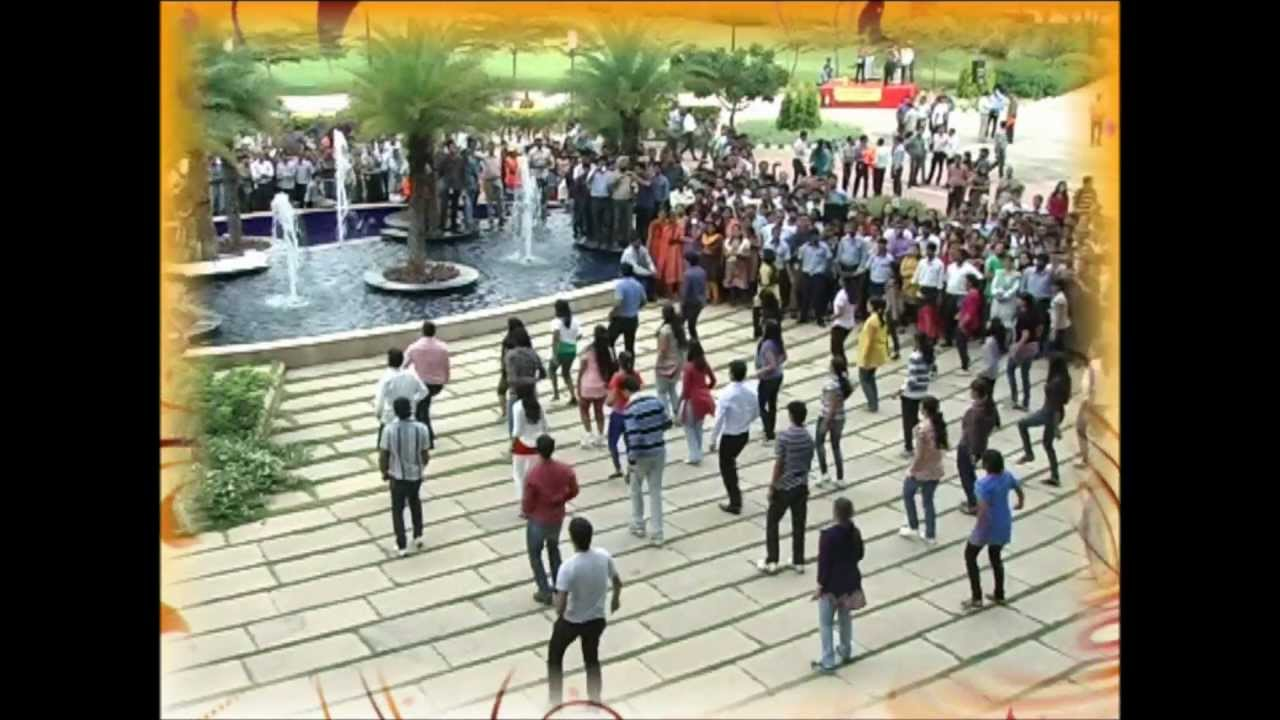 Flash Mob Ca Technologies Hyderabad Official Video