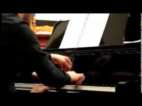 Igor Stravinski: Russian Dance from Petrouchka, piano 4 hands