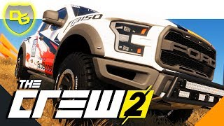 THE CREW 2 #2 - Hoch hinaus! - Daniel Gaming - The Crew 2 Beta