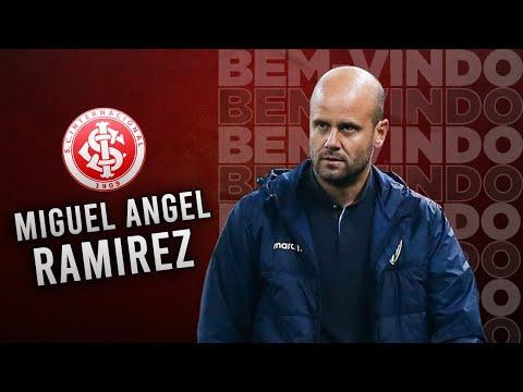 Miguel Ángel Ramírez ● Bem-Vindo ao Internacional ● Técnica e Tática | HD