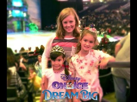 Disney on Ice - Dream Big 2017