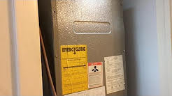 HVAC: Goodman Evap Coil Replacement