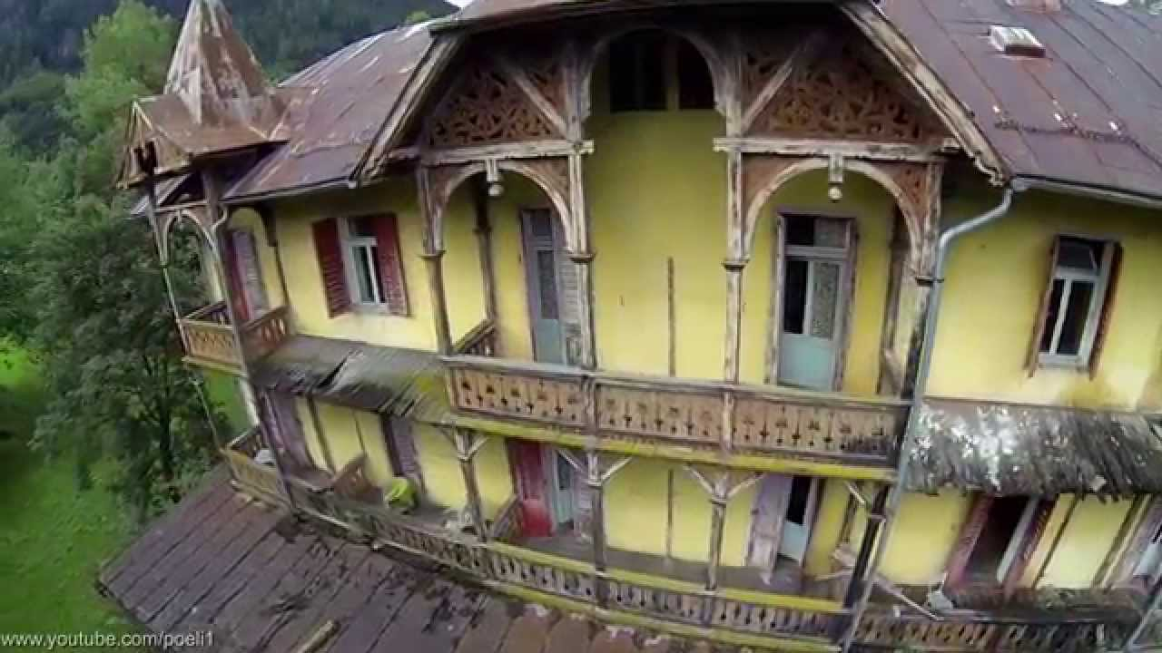 Lost Place Hotel