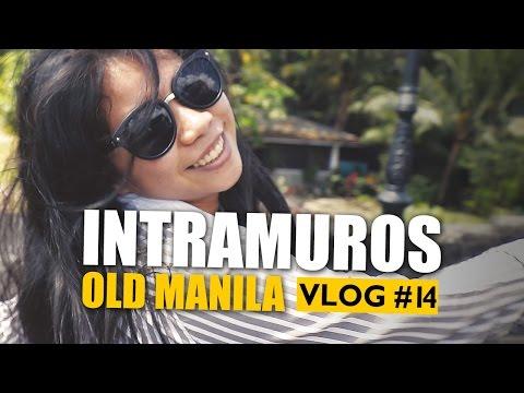 Intramuros Manila, Philippines | José Rizal - Fort Santiago