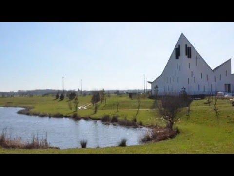 Saint-Pierre-du-Perray : une église à l'architecture futuriste / Chantiers du Cardinal
