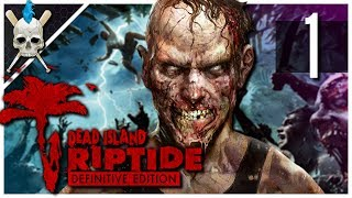 Dead Island Riptide: Introduction, Prologue Mission & BRAAAAAAAINS! [PC Gameplay Ep-1]