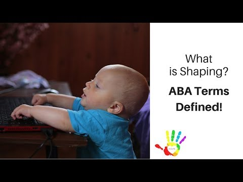 What is Shaping? ABA Terms Explained!