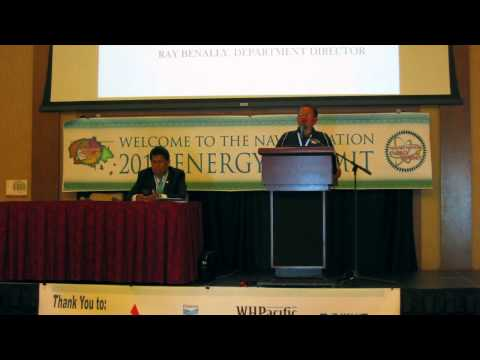 Frederick H. White, ED Division of Natural Resources