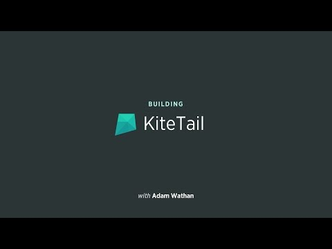 Building KiteTail #6: Implementing Designs with Utility-Focused CSS