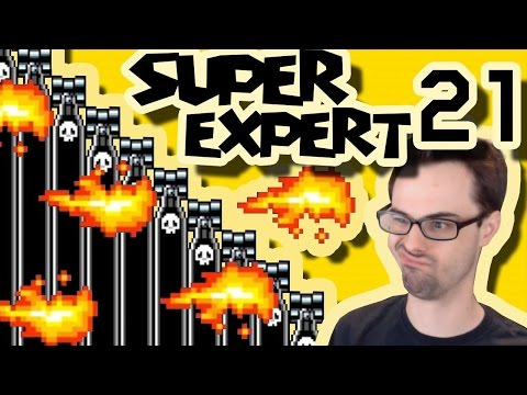 Mario Maker - Give Me Anything But This! | Super Expert #21